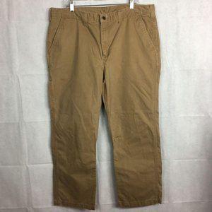 Carhartt Tan Khaki Work Casual Pants Sz 40